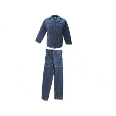 2 Pc Conti Suit – Denim