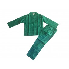 2 Pc Conti Suit – Green Flame