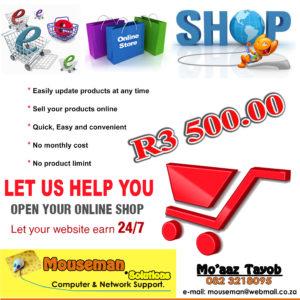 Mouseman-web-ecommerce